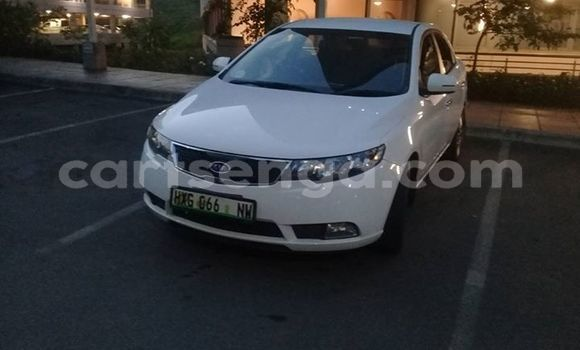 Buy Used Kia Cerato White Car in Mbabane in Manzini