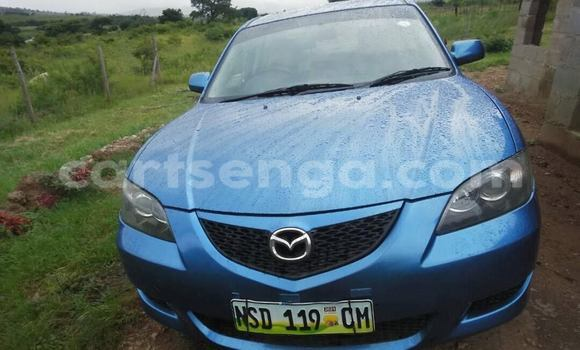 Buy Used Mazda Mazda 3 Blue Car in Mbabane in Manzini