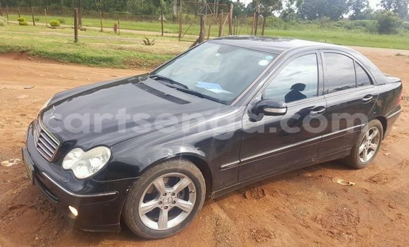 Buy Used Mercedes Benz C–Class Black Car in Mbabane in Manzini