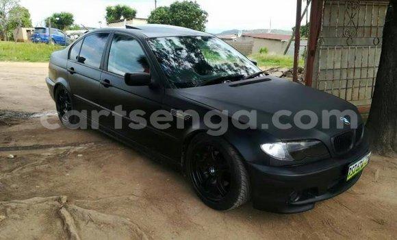 Buy Used BMW 3–Series Black Car in Manzini in Manzini