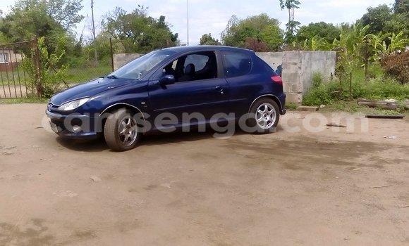 Buy Used Peugeot 206 Blue Car in Manzini in Swaziland