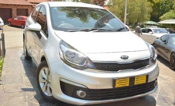 Buy Used Kia Rio Silver Car in Bhunya in Manzini