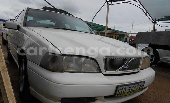 Buy Used Volvo S40 White Car in Manzini in Swaziland