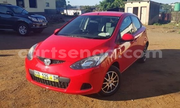 Buy Used Mazda Demio Red Car in Manzini in Manzini
