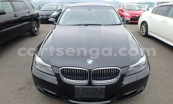 Buy Used BMW 3–Series Black Car in Manzini in Manzini