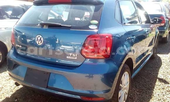 Buy Used Volkswagen Polo Blue Car in Matsapha in Manzini