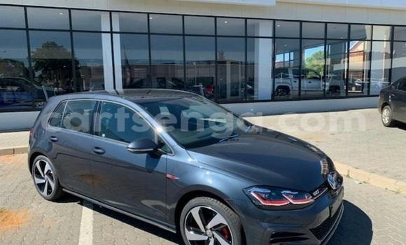 Buy Used Volkswagen Golf Brown Car in Bhunya in Manzini