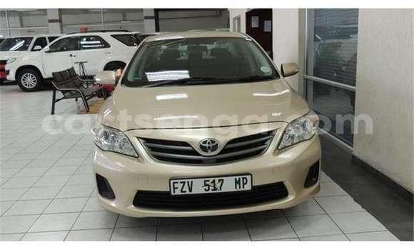 Buy Used Toyota Corolla Other Car in Ezulwini in Hhohho