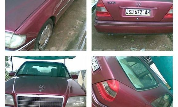Buy Used Mercedes‒Benz C-Class Red Car in Manzini in Swaziland