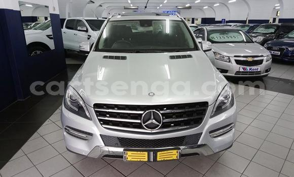 Buy Used Mercedes Benz ML–Class Silver Car in Big Bend in Lubombo