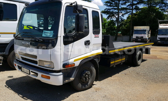 Buy Used Isuzu FTR 850 White Truck in Manzini in Manzini