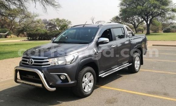 Buy Used Toyota Hilux Black Car in Hlatikulu in Shiselweni District