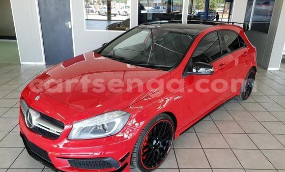 Buy Used Mercedes‒Benz A–Class Red Car in Bhunya in Manzini