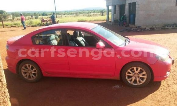 Buy Used Mazda Mazda 3 Red Car in Lavumisa in Shiselweni District