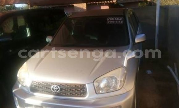 Buy Used Toyota RAV 4 Silver Car in Manzini in Manzini