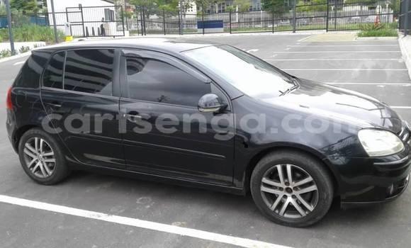 Buy Used Volkswagen Golf Black Car in Mbabane in Manzini