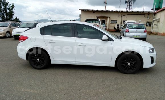 Buy Used Chevrolet Camaro White Car in Mbabane in Swaziland