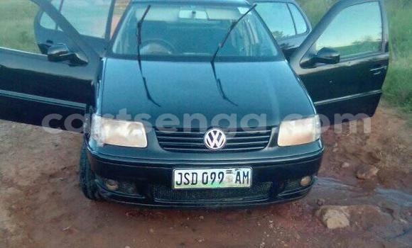 Buy Used Volkswagen Golf Black Car in Mbabane in Manzini