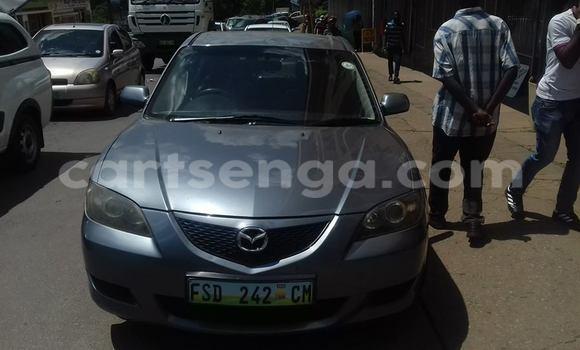 Buy Used Mazda 323 Silver Car in Manzini in Swaziland