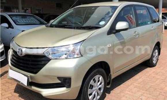Buy Used Toyota Avanza Other Car in Bhunya in Manzini