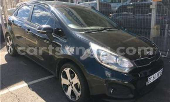 Buy Used Kia Rio Black Car in Bhunya in Manzini