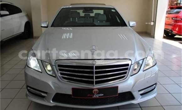 Buy Used Mercedes‒Benz E–Class Silver Car in Manzini in Manzini