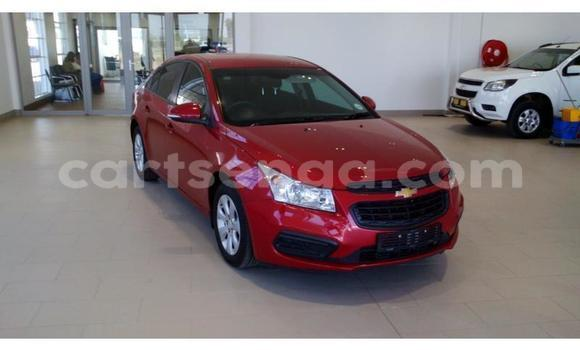 Buy Used Chevrolet Vivant Red Car in Big Bend in Lubombo