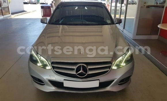 Buy Used Mercedes-Benz E-klasse Silver Car in Big Bend in Lubombo