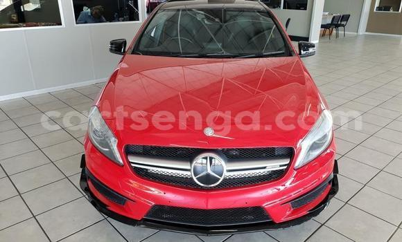 Buy Used Mercedes‒Benz M–Class Red Car in Big Bend in Lubombo