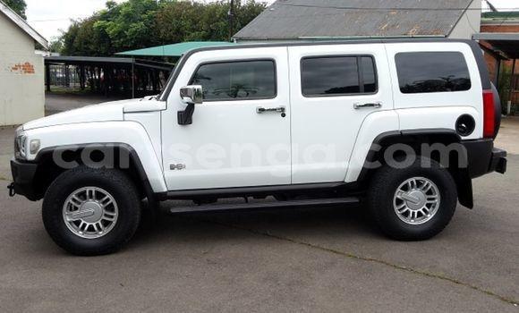 Buy Used Hummer H3 White Car in Malkerns in Manzini