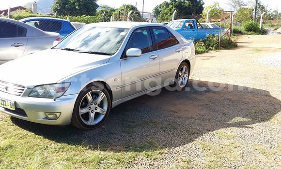 Buy Used Toyota Allex Silver Car in Manzini in Swaziland