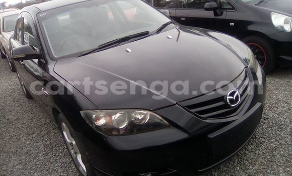 Buy Used Mazda 326 Black Car in Manzini in Swaziland