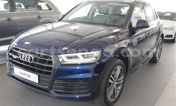 Buy Used Audi Q5 Blue Car in Mbabane in Manzini