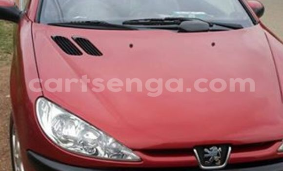 Buy Used Peugeot 206 Red Car in Manzini in Swaziland