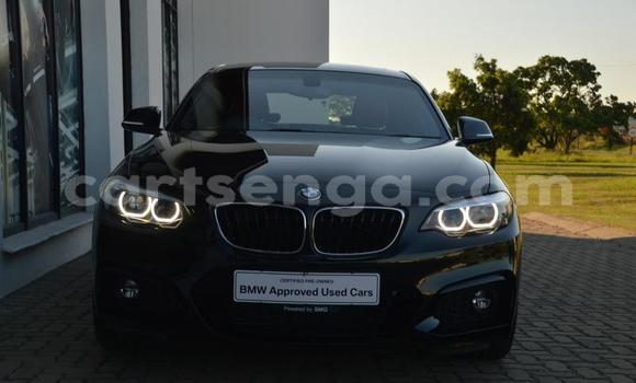 Buy Used BMW 2er Black Car in Mbabane in Manzini