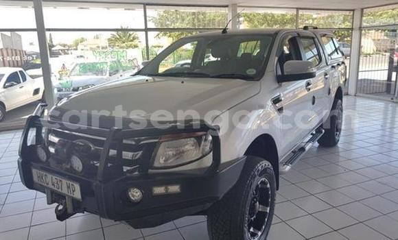 Buy Used Ford Ranger Silver Car in Big Bend in Lubombo