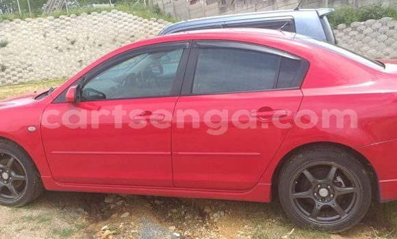 Buy Used Mazda Mazda 3 Red Car in Nhlangano in Shiselweni District