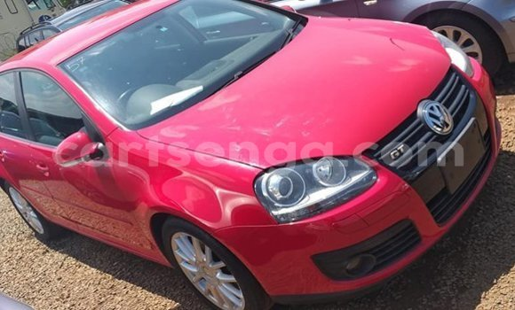 Buy Used Volkswagen Golf Red Car in Nhlangano in Shiselweni District