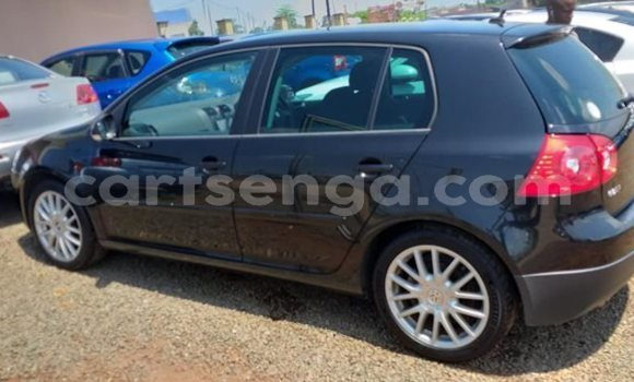 Buy Used Volkswagen Golf Black Car in Nhlangano in Shiselweni District