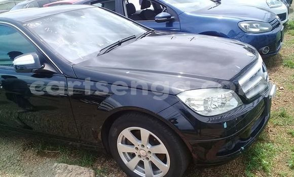 Buy Used Mercedes Benz C–Class Black Car in Manzini in Manzini