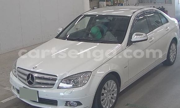 Buy Used Mercedes Benz C–Class White Car in Manzini in Manzini