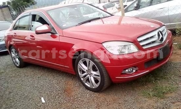 Buy Used Mercedes Benz C–Class Red Car in Manzini in Manzini