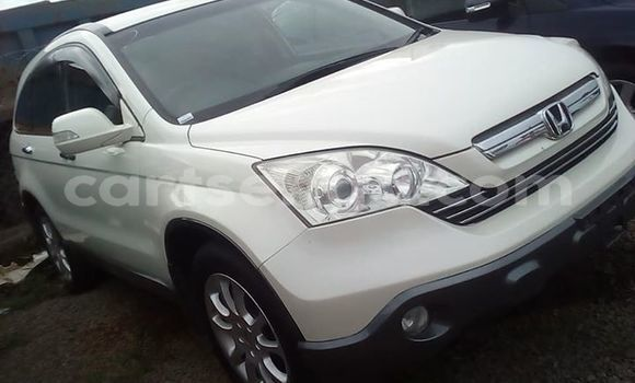 Buy Used Honda CR-V White Car in Manzini in Manzini