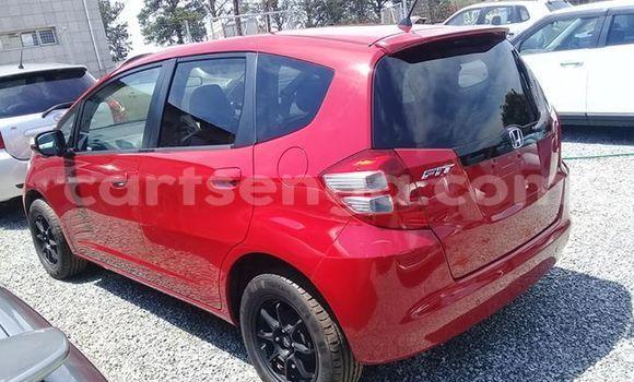 Buy Used Honda Fit Red Car in Manzini in Manzini