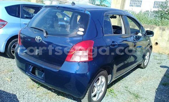 Buy Used Toyota Vitz Blue Car in Manzini in Manzini