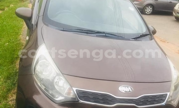 Buy Used Kia Rio Brown Car in Manzini in Manzini
