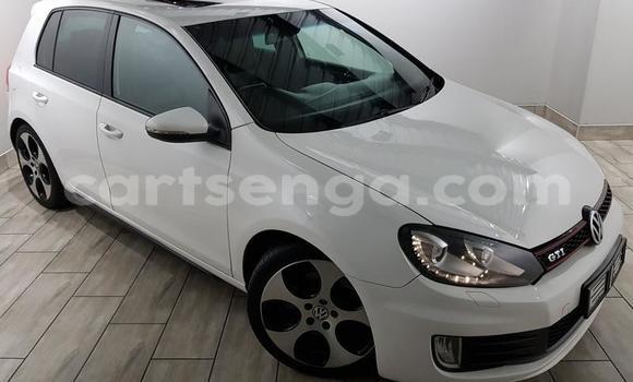 Buy Used Volkswagen Golf GTI White Car in Mbabane in Manzini