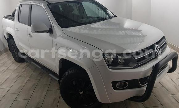 Buy Used Volkswagen Amarok White Car in Mbabane in Manzini