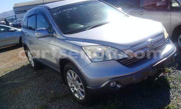 Buy Used Honda CR-V Silver Car in Mbabane in Manzini