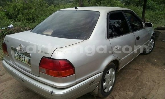 Buy Used Toyota Corolla Silver Car in Manzini in Manzini